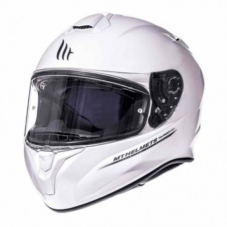 CASCO MT TARGO SOLID A0 BLANCO