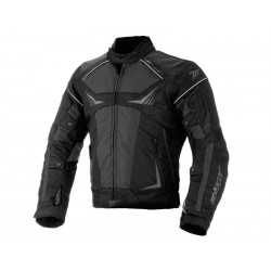 CHAQUETA SEVENTY DEGREES JR55 NEGRO GRIS
