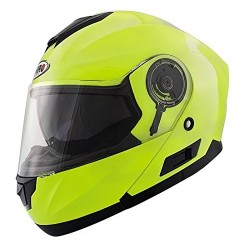 CASCO SHIRO SH-507 AMARILLO FLUOR