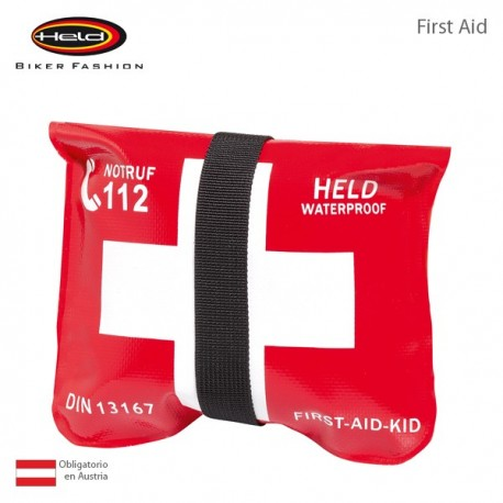 KIT PRIMEROS AUXILIOS FIRST AID DYNAMIC