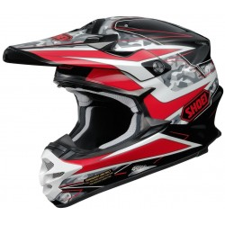CASCO SHOEI VFX-W TURMOIL TC1