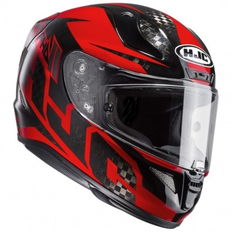 CASCO HJC RPHA 11 CARBON LOWIN MC1
