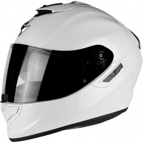 CASCO SCORPION EXO 1400 SOLID BLANCO