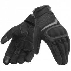 GUANTES DAINESE AIR MASTER NEGRO