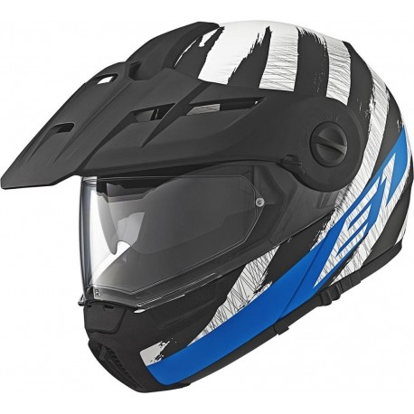 CASCO SCHUBERTH E1 HUNTER AZUL
