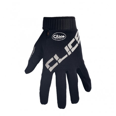 GUANTES CLICE ZONE TRIAL 2016 GRIS