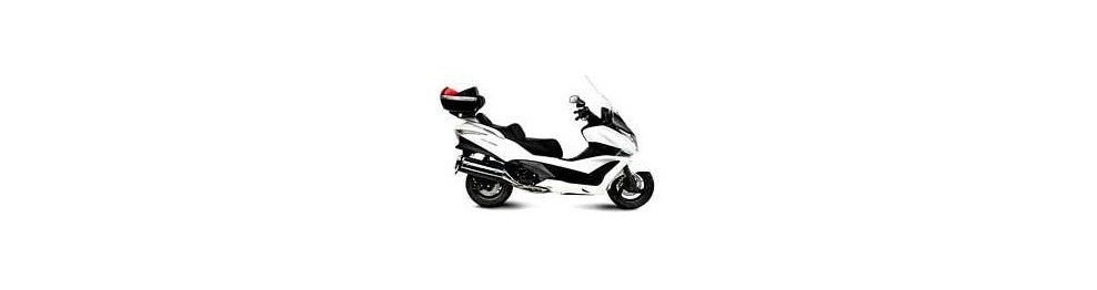 SILVER WING-T 400 09-12